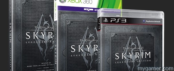 Skyrim Legendary Edition Announced Skyrim Legendary Edition Announced Skyrim Leg Edtion