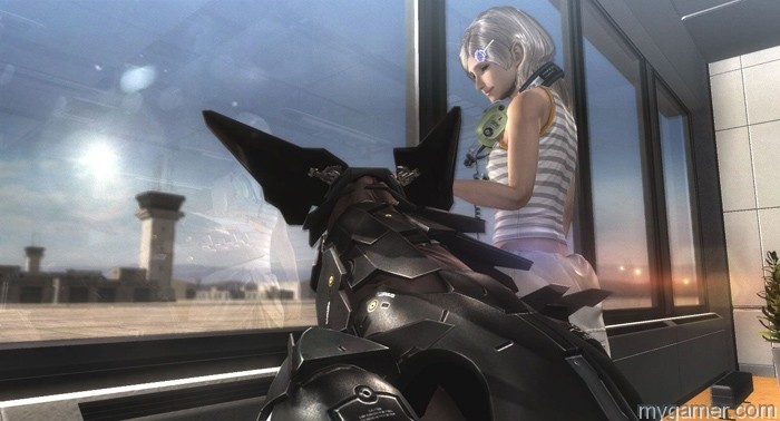 Blade Wolf... Yup, that's your name.  Metal Gear Rising: Revengeance – Blade Wolf DLC Review (PS3) Metal Gear Rising: Revengeance – Blade Wolf DLC Review (PS3) Metal Gear Rising Blade Wolf Sunny