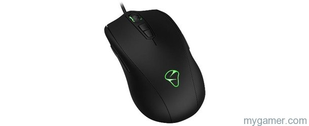 Mionix Creates Ambidextrous Gaming Mouse Mionix Creates Ambidextrous Gaming Mouse Mouse