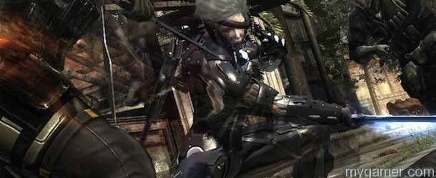 Konami Launches Metal Gear Rising Ultimate Edition to PSN Konami Launches Metal Gear Rising Ultimate Edition to PSN Rising