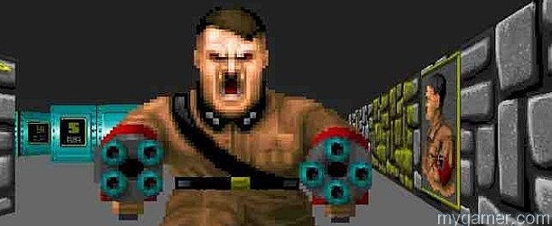 Wolfenstein 3D Returns to XBLA-PSN Wolfenstein 3D Returns to XBLA-PSN Wolfenstein