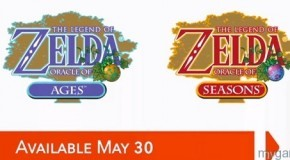 GBC Zelda Games on eShop May 30