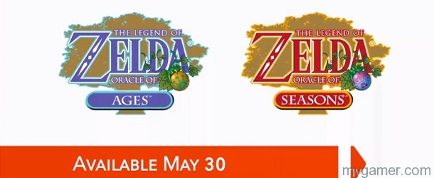 GBC Zelda Games on eShop May 30 GBC Zelda Games on eShop May 30 Zelda Oracle Banner