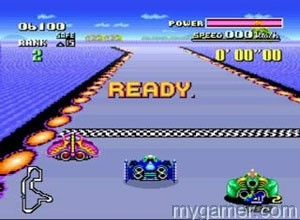 Go fast in your hovercraft Reviving Old Nintendo Franchises on Wii U Reviving Old Nintendo Franchises on Wii U F Zero Gameplay Screenshot 9