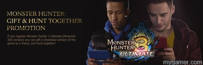 Monster Hunter Promo
