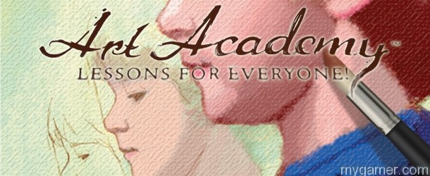 Art Academy: Lessons for Everyone (3DS) Review Art Academy: Lessons for Everyone (3DS) Review Art Academy Lessons for Everyone Banner