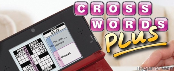 Crosswords Plus (3DS) Review Crosswords Plus (3DS) Review CrosswordsPlus Banner