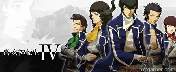 Shin Megami Tensei IV (3DS) Review Shin Megami Tensei IV (3DS) Review SMTIV Banner