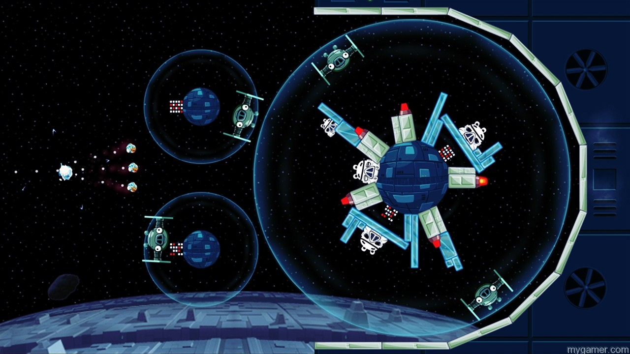 Angry Birds Star Wars Coming to Consoles and Handhelds in Late Oct Angry Birds Star Wars Coming to Consoles and Handhelds in Late Oct ABSW Multiplayer Screen1