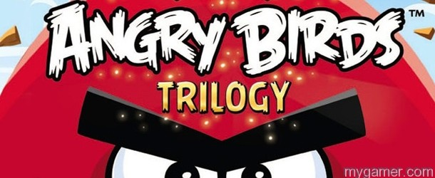 Angry Birds Trilogy (Wii U) Review Angry Birds Trilogy (Wii U) Review Angry Birds Trilogy Banner