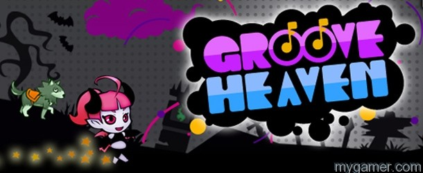 Groove Heaven 3DS eShop Review Groove Heaven 3DS eShop Review Groove Heaven Banner