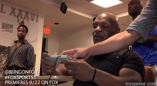 Mike Tyson Plays Mike Tyson Mike Tyson Plays Mike Tyson Mike Tyson