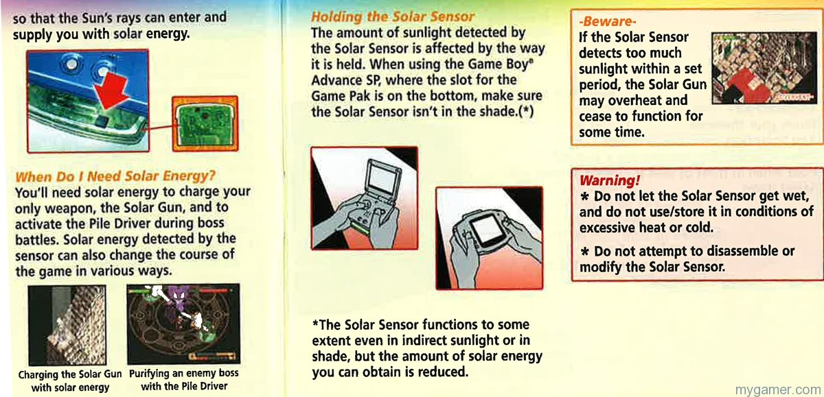 Instruction Book scan