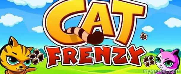 Cat Frenzy DSiWare 3DS eShop Review Cat Frenzy DSiWare 3DS eShop Review Cat Frenzy Banner