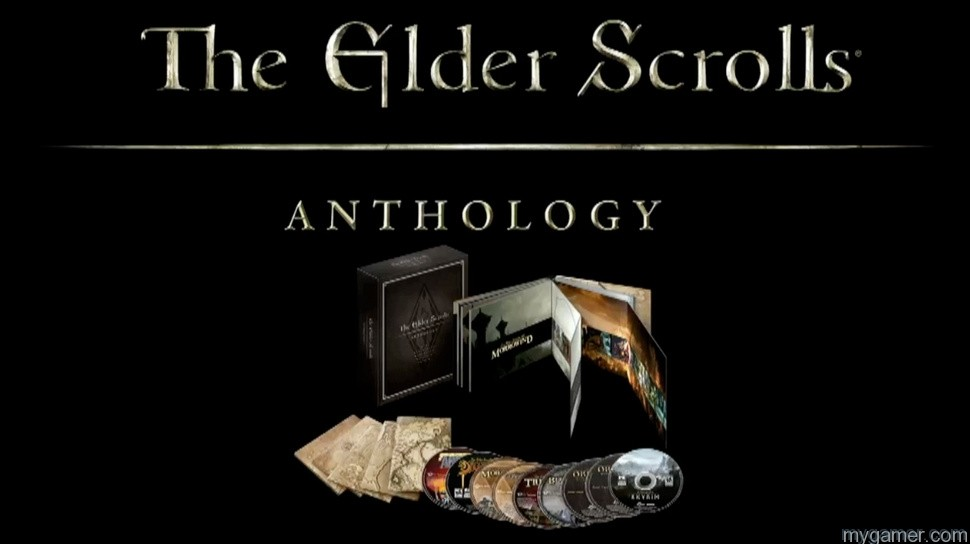The Elder Scrolls Anthology is Now Available - Say Goodbye to your freetime The Elder Scrolls Anthology is Now Available – Say Goodbye to your freetime Elder Scrolls Anth