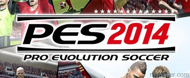 Pro Evolution Soccer 2014 Preview Pro Evolution Soccer 2014 Preview PES 2014 Banner