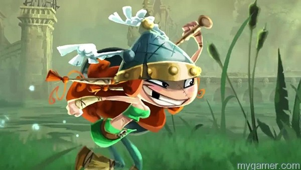 This is one colorful and imaginative game Rayman Legends (Xbox 360) Review Rayman Legends (Xbox 360) Review rayman legends hands on adorable platforming