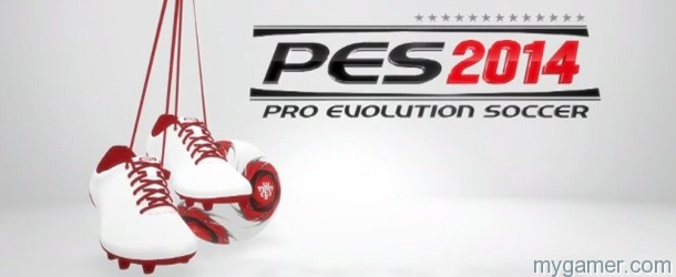 Pro Evolution Soccer 2014 (Xbox 360) Review Pro Evolution Soccer 2014 (Xbox 360) Review PES 2014 banner