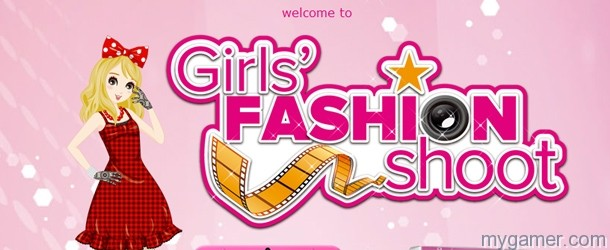 3DS Gets Girly with Girls' Fashion Shoot 3DS Gets Girly with Girls' Fashion Shoot Girls Fashion SHoot Banner