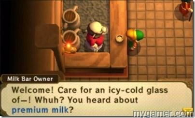 Zelda Milk