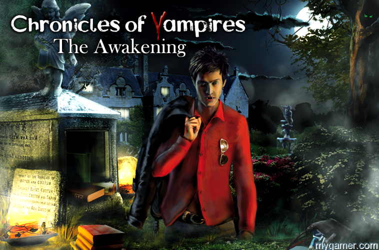 Chronicles of Vampires: The Awakening DSiWare Review Chronicles of Vampires: The Awakening DSiWare Review ChroniclesOfVampiresTheAwakening background