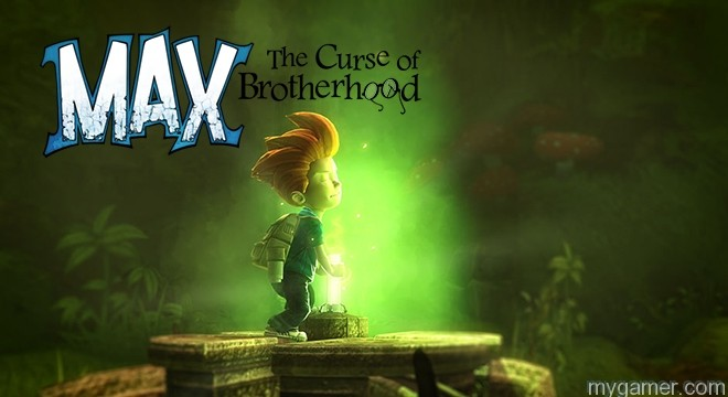 Max: The Curse of Brotherhood now on Xbox One Max: The Curse of Brotherhood now on Xbox One Max The Curse of Brotherhood game logo