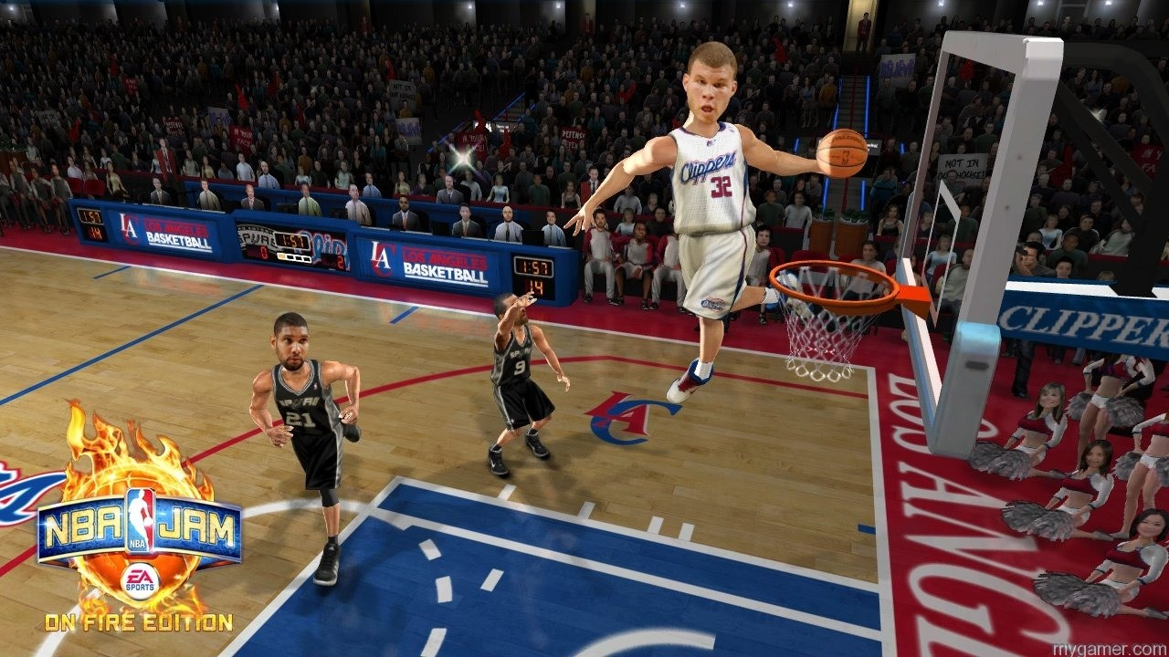 Xbox Live Countdown Sale: Day 7 Xbox Live Countdown Sale: Day 7 NBA Jam On Fire