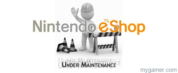 Nintendo eShop Still Down for Maintenance Nintendo eShop Still Down for Maintenance Nintendo eShop Maintentance