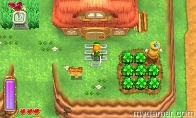 Look familiar?  The Legend of Zelda: A Link Between Worlds 3DS Review The Legend of Zelda: A Link Between Worlds 3DS Review Zelda Link Betw House