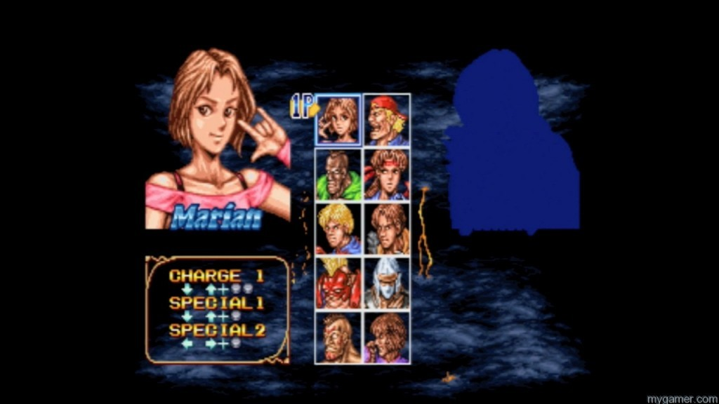 There are 8 fighters including fan favorite Abobo Double Dragon - PSOne Import on PSN Review Double Dragon – PSOne Import on PSN Review Double Dragon PSone Characters 1024x576