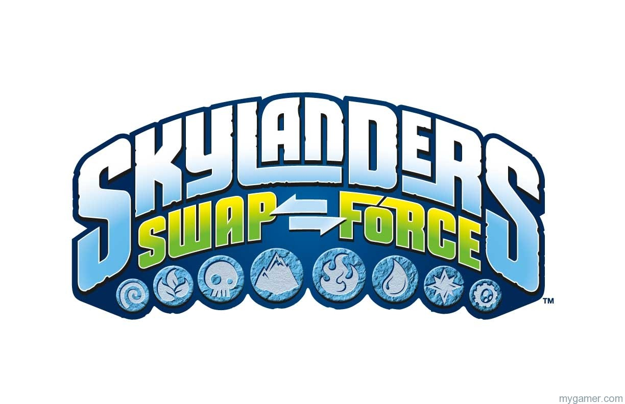 Skylanders: Swap Force Review Skylanders: Swap Force Review Skylanders SWAP Force Logo LoRes