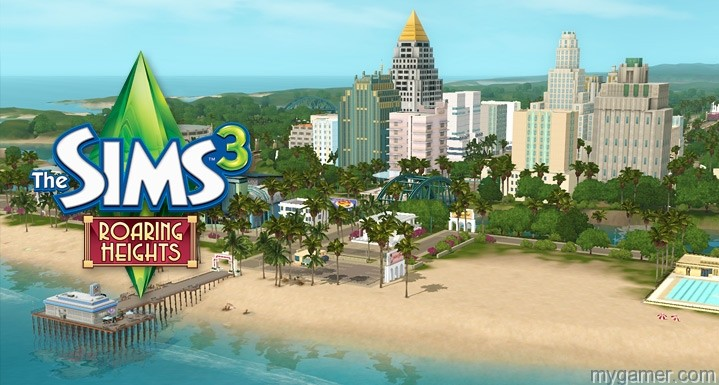 The Sims 3 Roaring Heights is Coming to Retailers February 7 The Sims 3 Roaring Heights is Coming to Retailers February 7 World TABdetails RoaringHeights