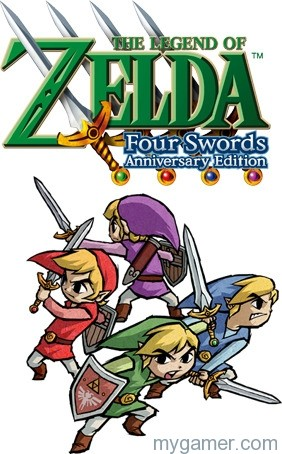 Zelda Four Swords Anniversary Edition Free on 3DS Superbowl Weekend Only Zelda Four Swords Anniversary Edition Free on 3DS Superbowl Weekend Only Zelda 4 Swords