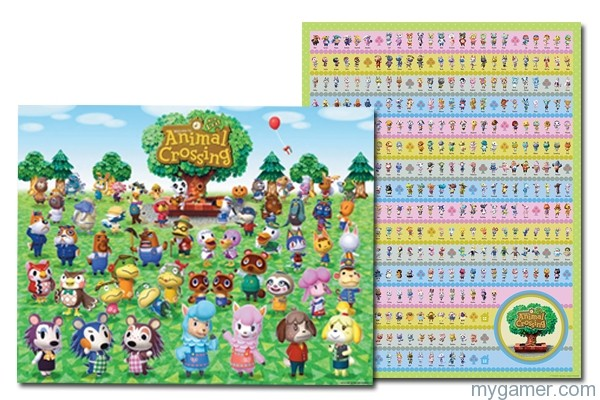 Club Nintendo Offers New Animal Crossing NL 2-Poster Set Club Nintendo Offers New Animal Crossing NL 2-Poster Set ac poster set big 1