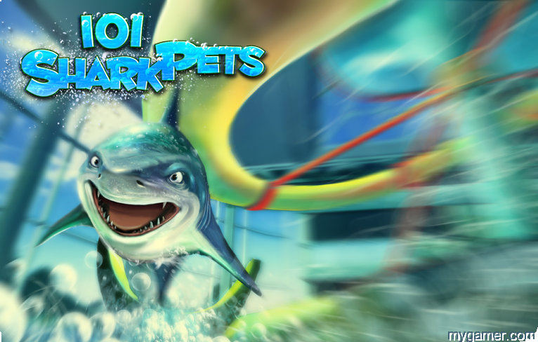 101 Shark Pets: SHARKS Review 101 Shark Pets: SHARKS Review 101SharkDS background