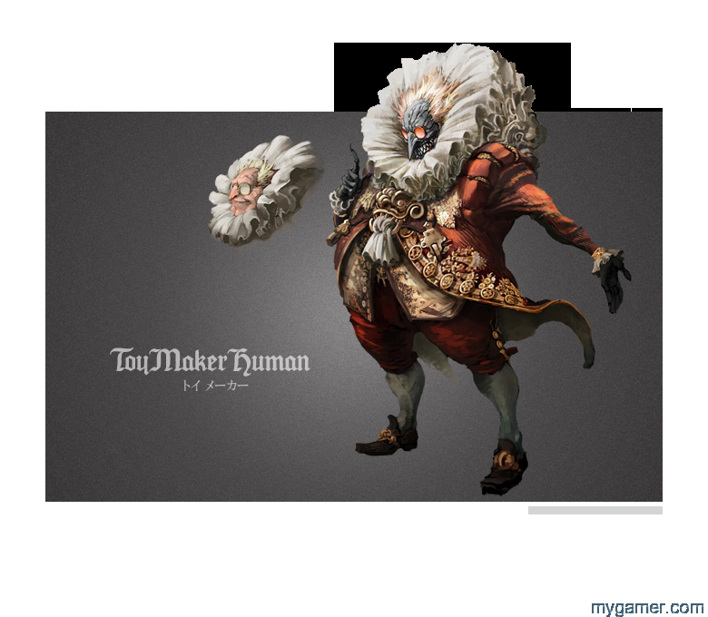 Watch the Toy Maker Fight in Castlevania: Lords of Shadow 2 Watch the Toy Maker Fight in Castlevania: Lords of Shadow 2 Castlevania ToyMaker