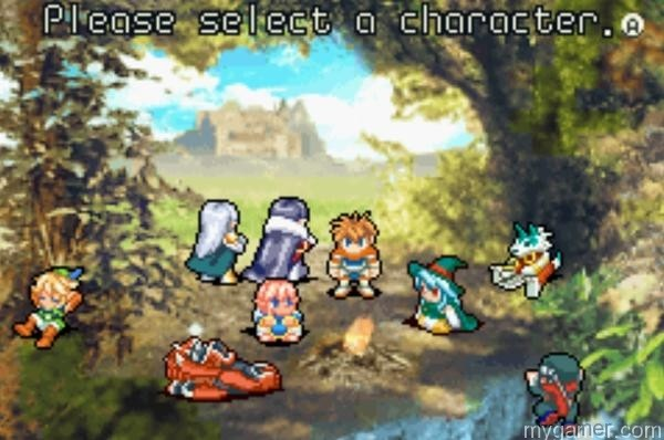 Look at all the playable characters! My Top 5 Favorite Altus Games My Top 5 Favorite Altus Games Shining Soul II Characters