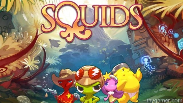 Wii U and 3DS About to get a little more fishy with Squids Odyssey Wii U and 3DS About to get a little more fishy with Squids Odyssey Squids Odyssey Banner