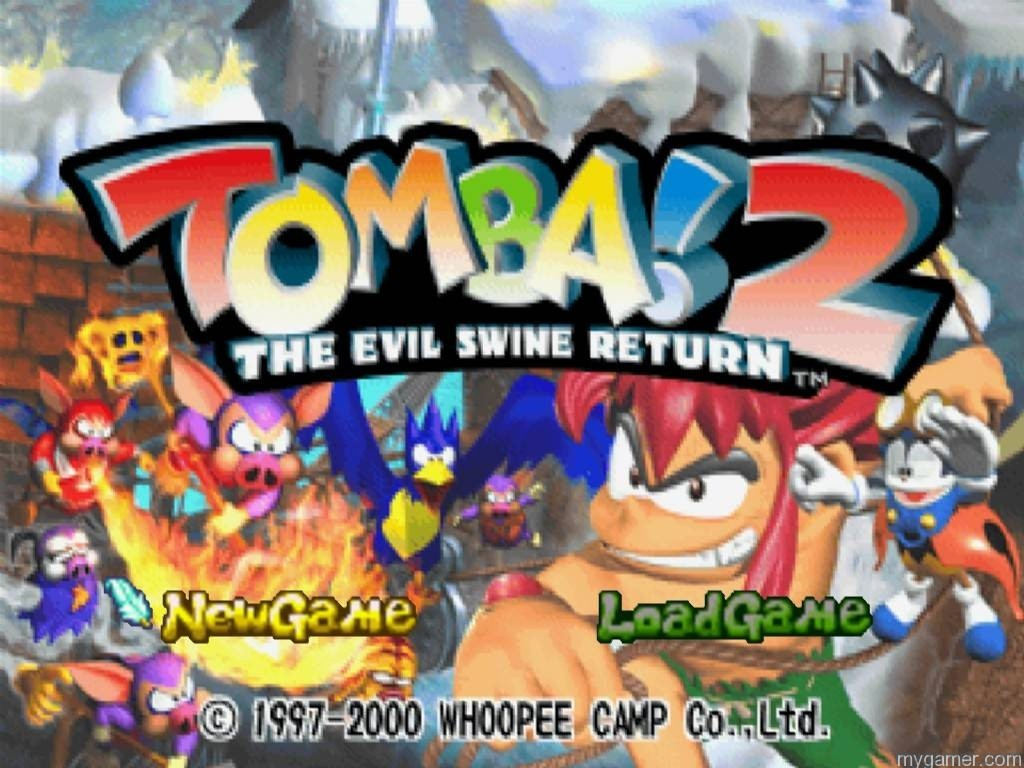 Tomba! 2 Gets Digital Re-Release on PSN Tomba! 2 Gets Digital Re-Release on PSN tomba 2 cover