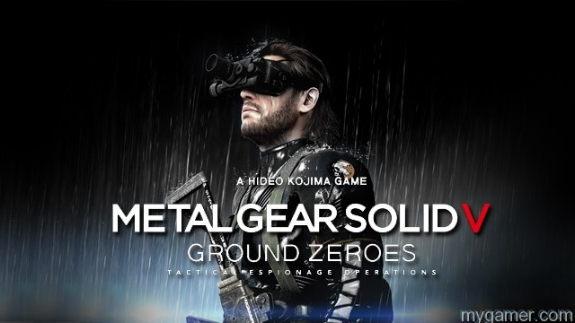 Metal Gear Solid V: Ground Zeroes Review Metal Gear Solid V: Ground Zeroes Review Metal Gear Solid V Ground Zeroes