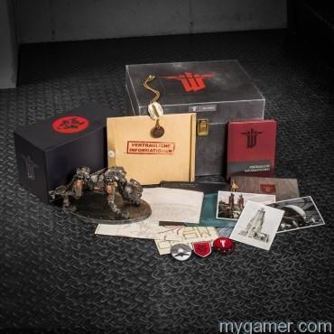 Super Limited Edition Wolfenstein The New Order Collector's Edition Announced Super Limited Edition Wolfenstein The New Order Collector's Edition Announced Wolfenstein Pre Order