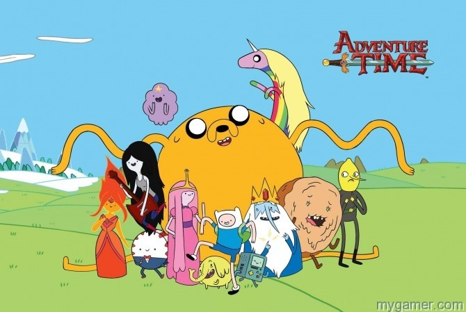 Wayforward Developing New Adventure Time Game for 3DS, 360 and PS3 Wayforward Developing New Adventure Time Game for 3DS, 360 and PS3 Adventure TIme 670x449