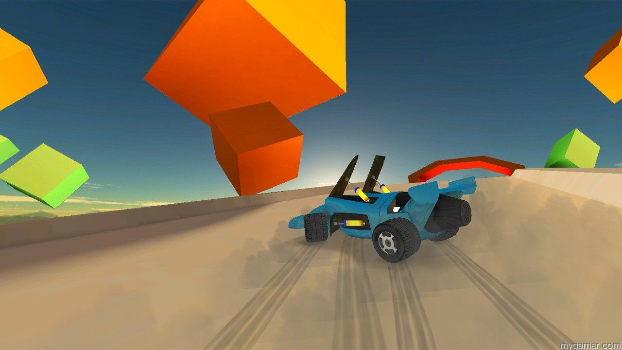 Jet Car Stunts (beta) PC Review Jet Car Stunts (beta) PC Review Jet Car Stunts1