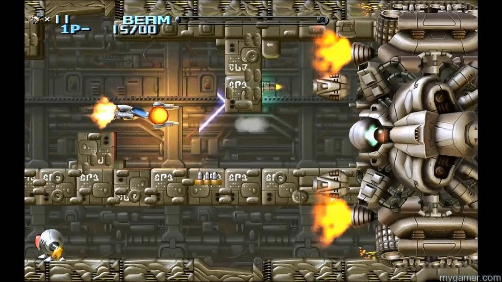 Prepare to die. A lot.  R-Type Dimensions PS3/PSN Review R-Type Dimensions PS3/PSN Review R Type Dimn1