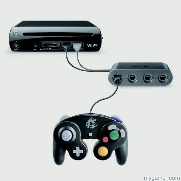 Nintendo Announces GameCube Controller Adapter for Wii U! Nintendo Announces GameCube Controller Adapter for Wii U! Wii U GC Adapter