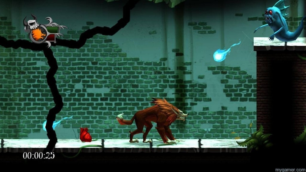 Enemies repeat and can pick up off from a distance Blood of the Werewolf (XBLA) Review Blood of the Werewolf (XBLA) Review Blood of the Werewolf 2 1024x576