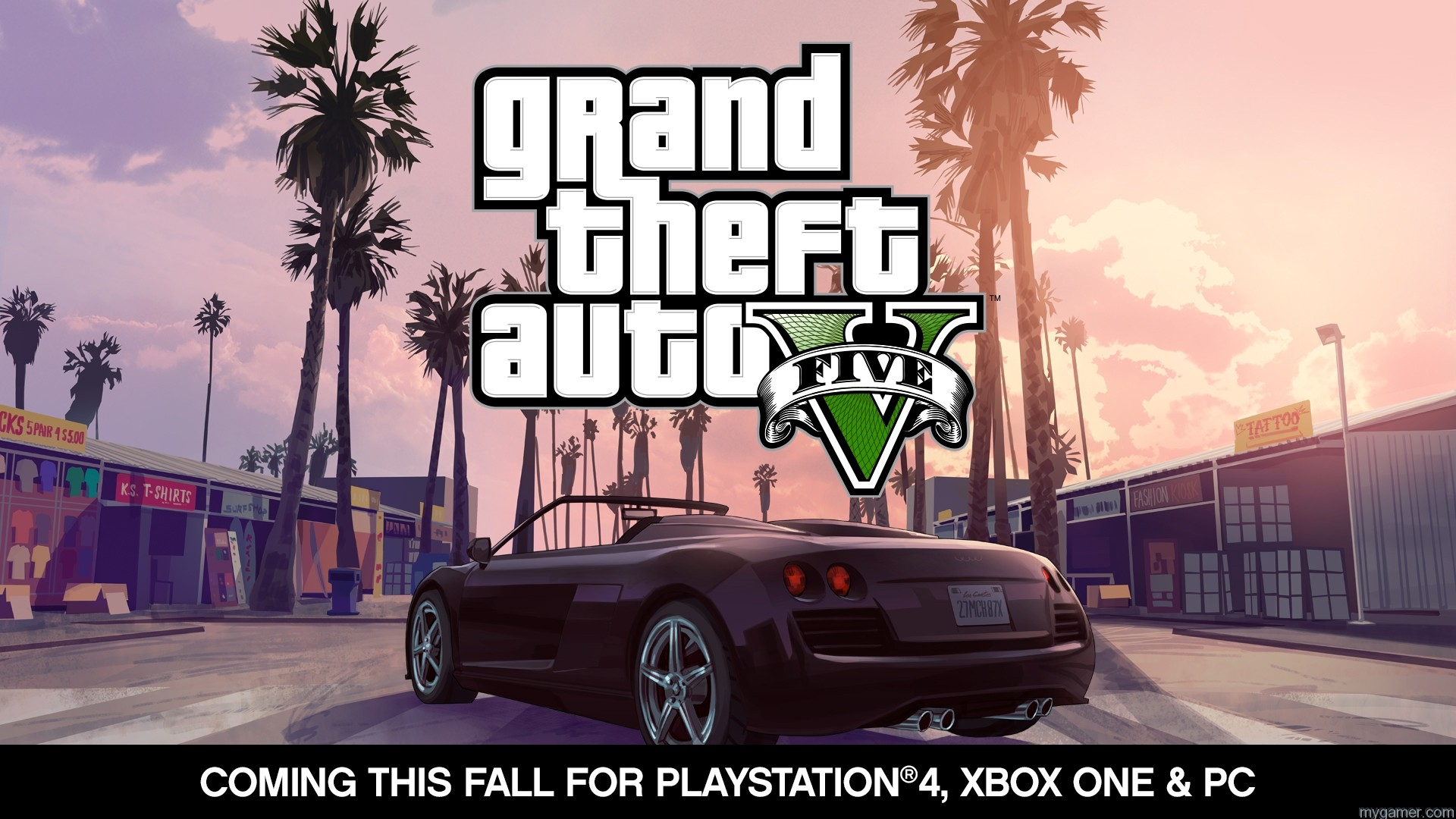 Rockstar Games Announces Grand Theft Auto VR Coming this Fall to PlayStationR4, Xbox One and PC Rockstar Games Announces Grand Theft Auto VR Coming this Fall to PlayStationR4, Xbox One and PC GTAV 1920x1080