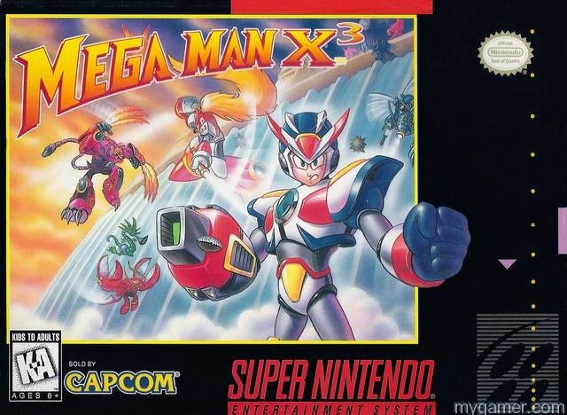 Capcom Confirms 12 More Virtual Console Releases in 2014 Capcom Confirms 12 More Virtual Console Releases in 2014 Mega Man X3