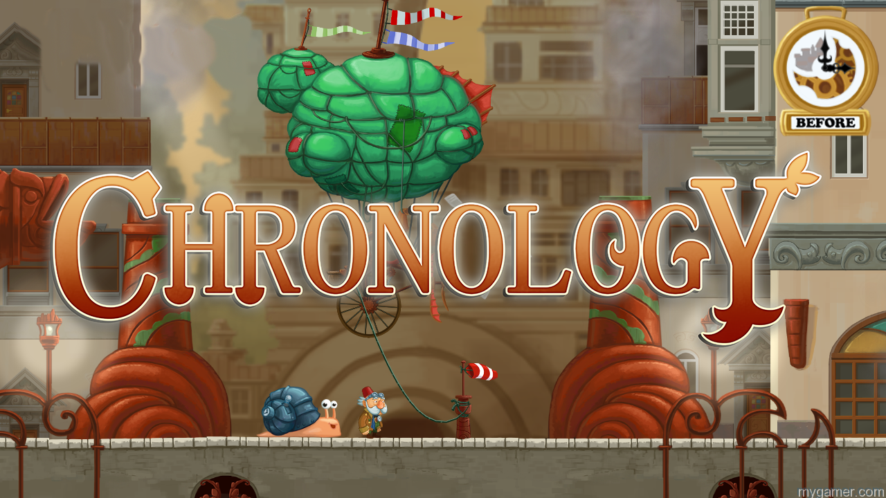 Chronology (PC) Review Chronology (PC) Review chronology