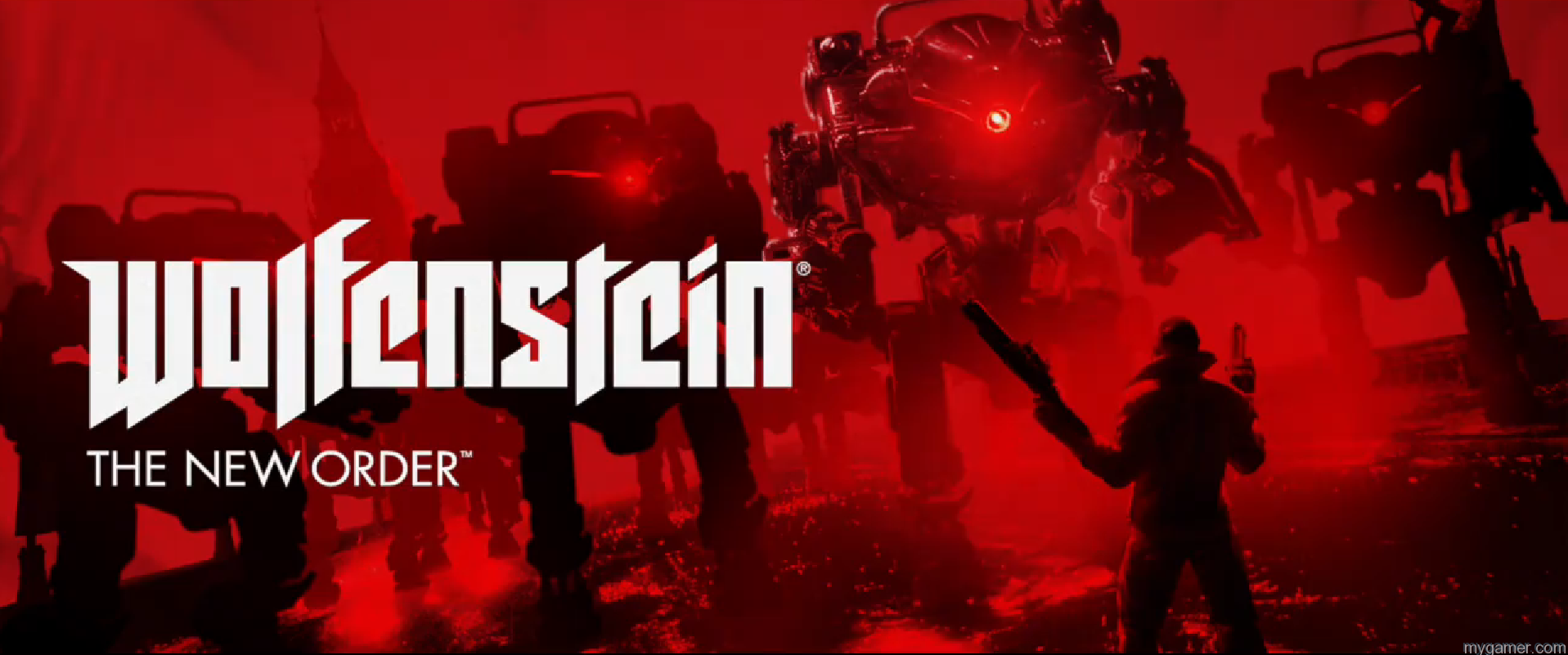 Wolfenstein: The New Order Review Wolfenstein: The New Order Review wolfenstein header